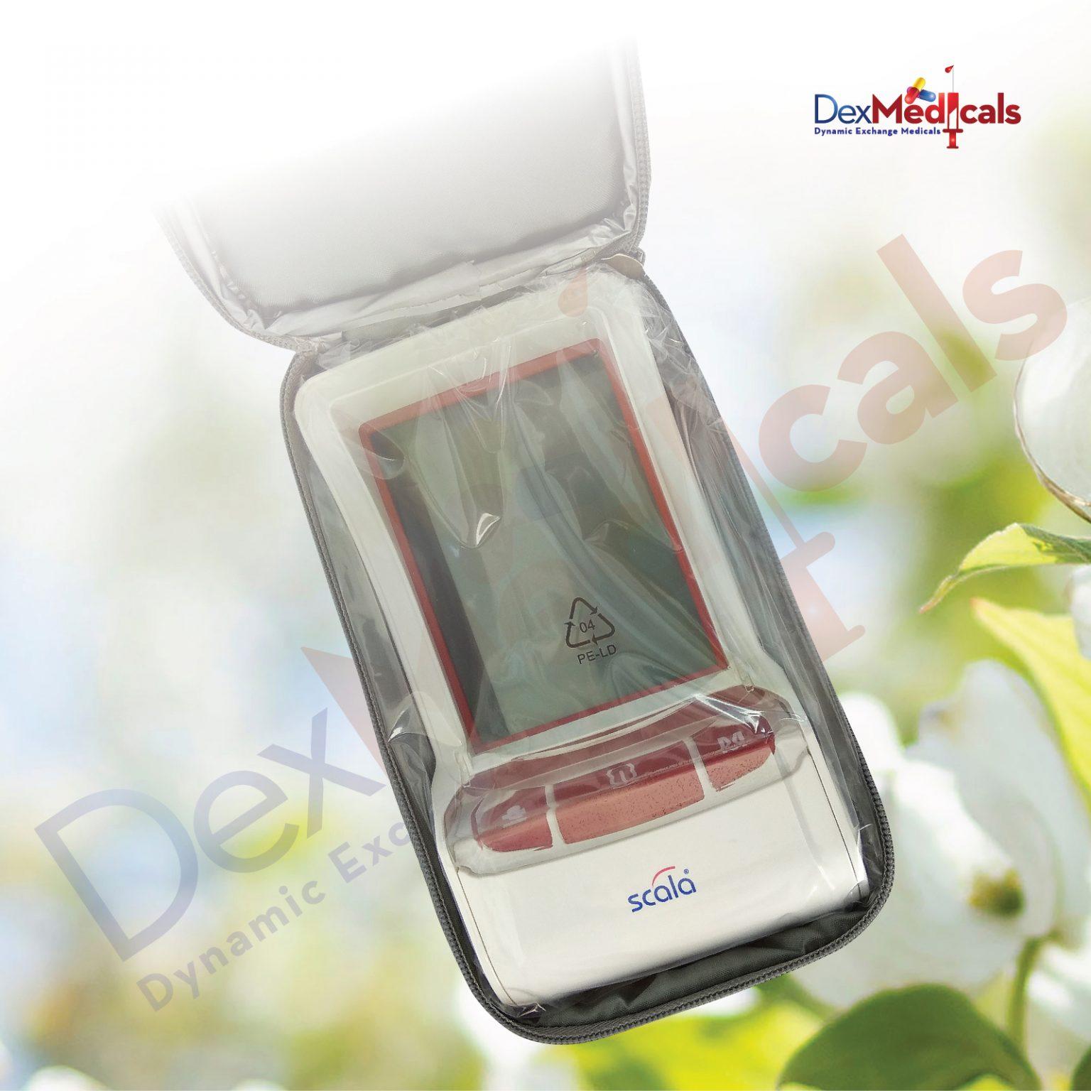 Апарат за измерване на кръвно налягане за бицепс Scala Sc..