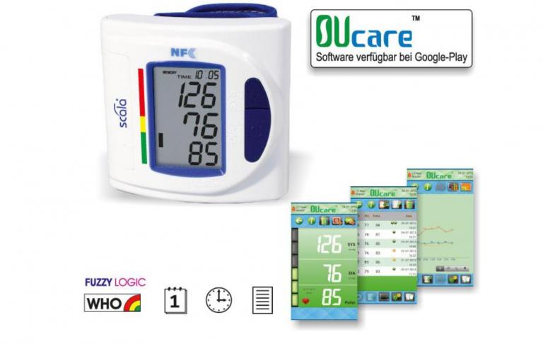 Апарат за измерване на кръвно налягане \
